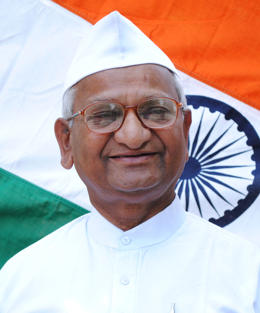 What is Jan Lokpal Bill and Who is Anna Hazare?