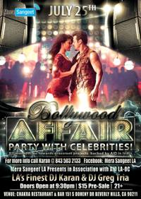 Bollywood Affair Returns
