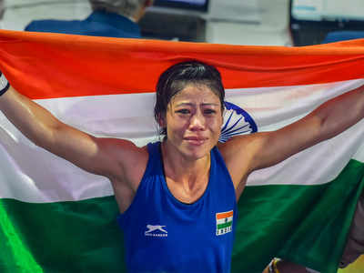 Conversation with Mary Kom and her husband, K Onler Kom – from our archives